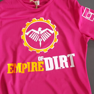 "Funktionsshirt Mädels Langarm ""empire of dirt"""